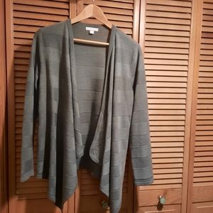 ⭐ 3/25$ New York & Company grey cover up